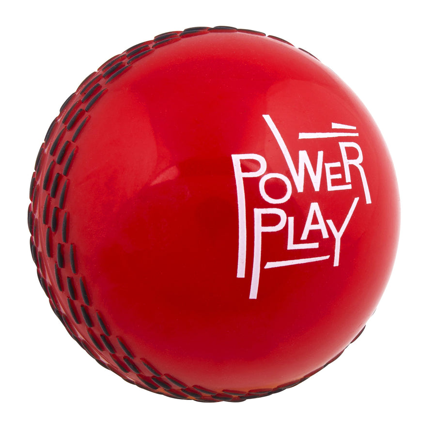2600 CNBD20 5802556 Plastic Power Play Ball Red Front