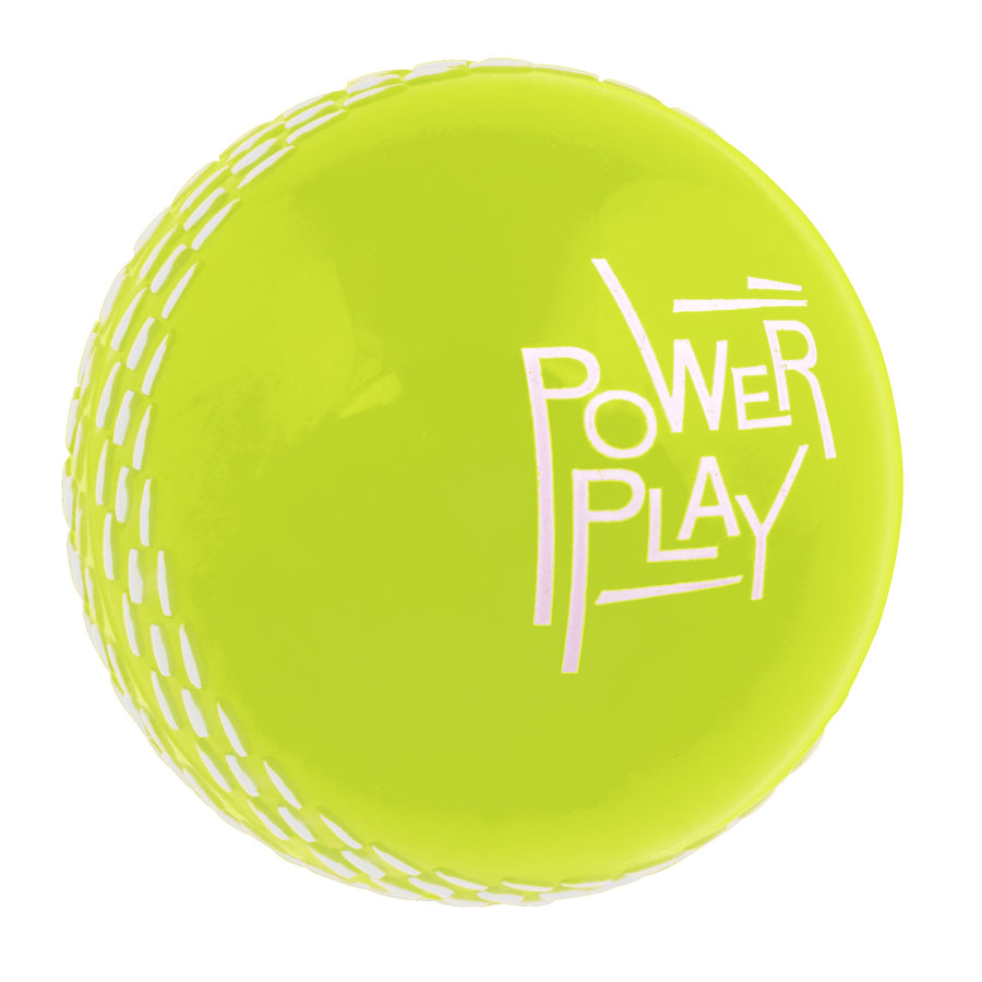 2600 CNBD20 5802557 Plastic Power Play Ball Yellow Front