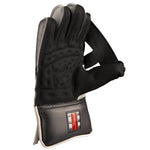 2600 CWAA20 5709305 Wicket Keeping Glove Oblivion Stealth Leather Front