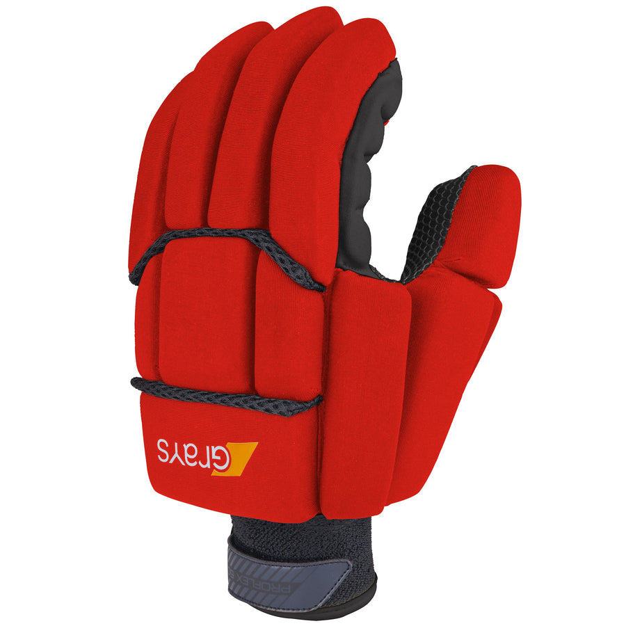 2600 HGBA20 6210805 Glove Proflex 1000 Black & Fluoro Red Main