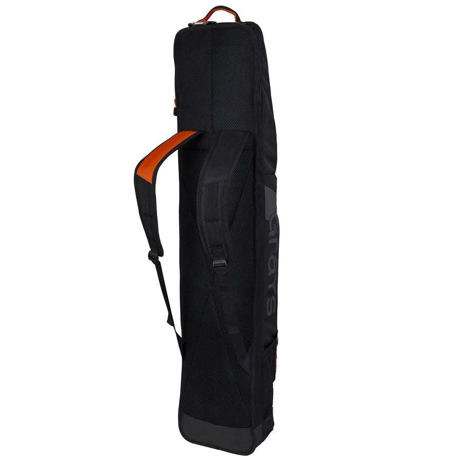 2600 HHAB19 6604800 Kitbag Gamma Black Orange, Back