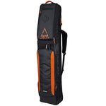 2600 HHAD19 6604900 Kitbag Delta Black Orange Front