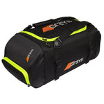 2600 HHBA19 6603402 GR800 Holdall Black Yellow Front