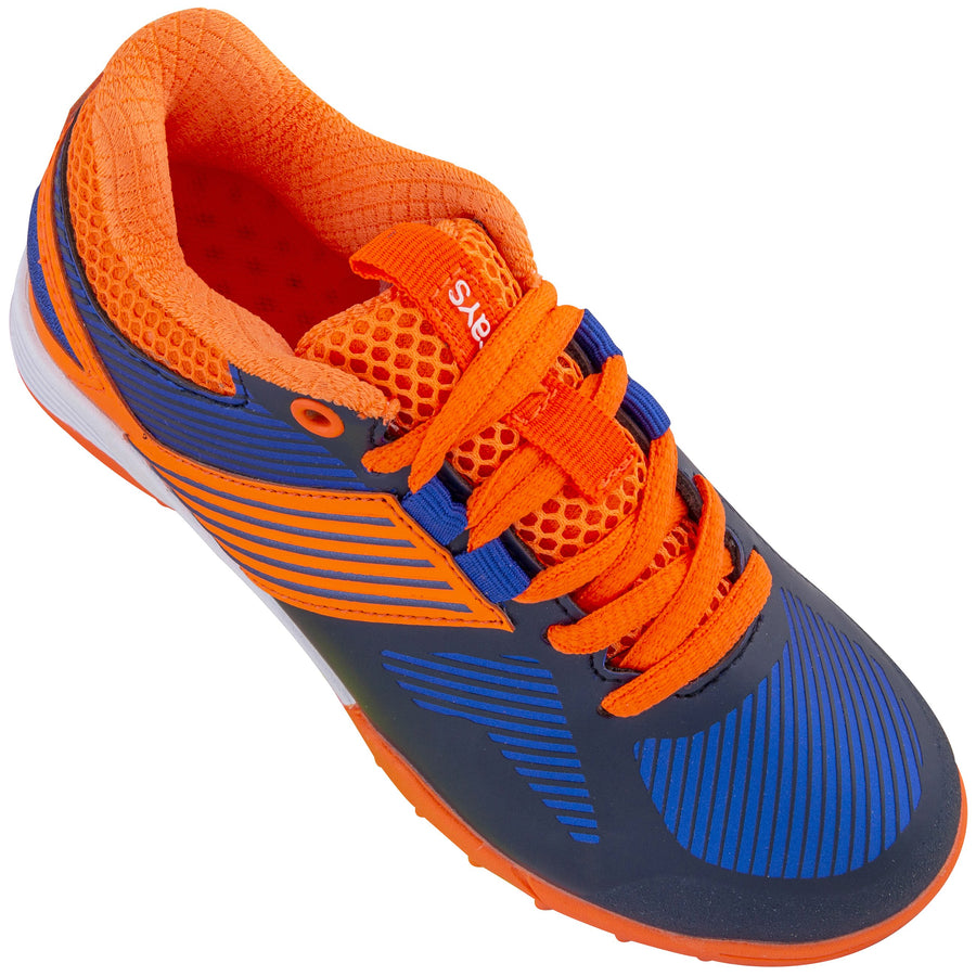 2600 HSEE20 6761018 Shoe Flash 2.0 Navy & Orange Main
