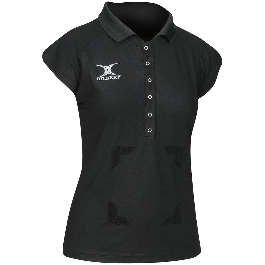 2600 NCDH13 86089004 Top Polo Blaze Hl Black
