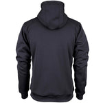 2600 RCBO17 81504205 Jacket Pro Technical Hoodie Full Zip Black, Back