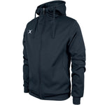 2600 RCBO17 81504305 Jacket Pro Technical Hoodie Full Zip Dark Navy Main