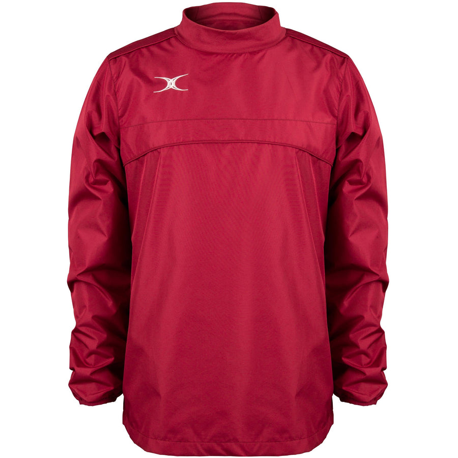 2600 RCBQ18 81506305 Jacket Photon Warm Up Maroon Front