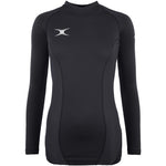 2600 RCED17 81501405 Baselayer Atomic Womens Black Front