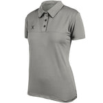 2600 RCFG17 81505005 Polo Ladies Pro Tech Grey Main
