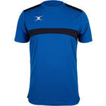 2600 RCFK18 81509705 Tee Photon Royal & Dark Navy Front
