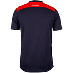 2600 RCFK18 81510105 Tee Photon Dark Navy & Red, Back