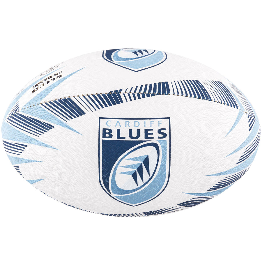 2600 RDDA17 45076905 Ball Supporter Cardiff Blues Size 5 Panel 1