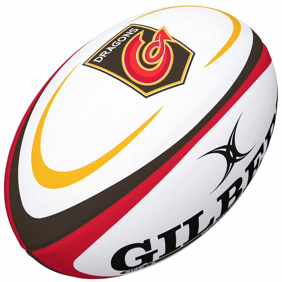 2600 RDDE18 48421205 Ball Rep Dragons Rugby Sz5
