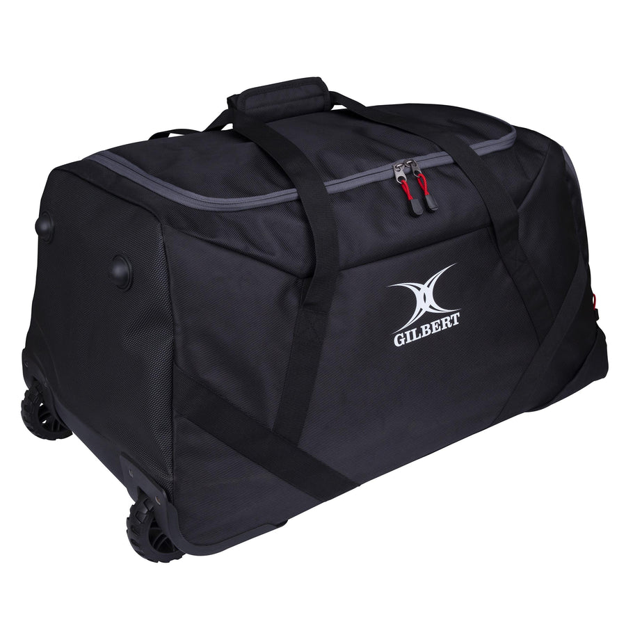 2600 RHAB20 83026500 Bag Club Kit Bag V3 Black Front