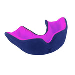 2600 RPED20 85524505 Mouth Guard X Brace Dual Density Navy Pink