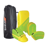 2600 HWEA19 923805 G100 Goalie Set (Lime Fluo Yellow)