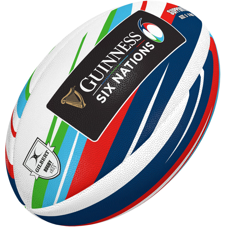 GUINNESS 6 NATIONS SUPPORTER BALL
