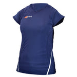 2600 HCED13Ladies G650 Shirt Navy