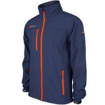 2600 6106805 Jacket Radius Soft Shell Dark Navy Mens Main