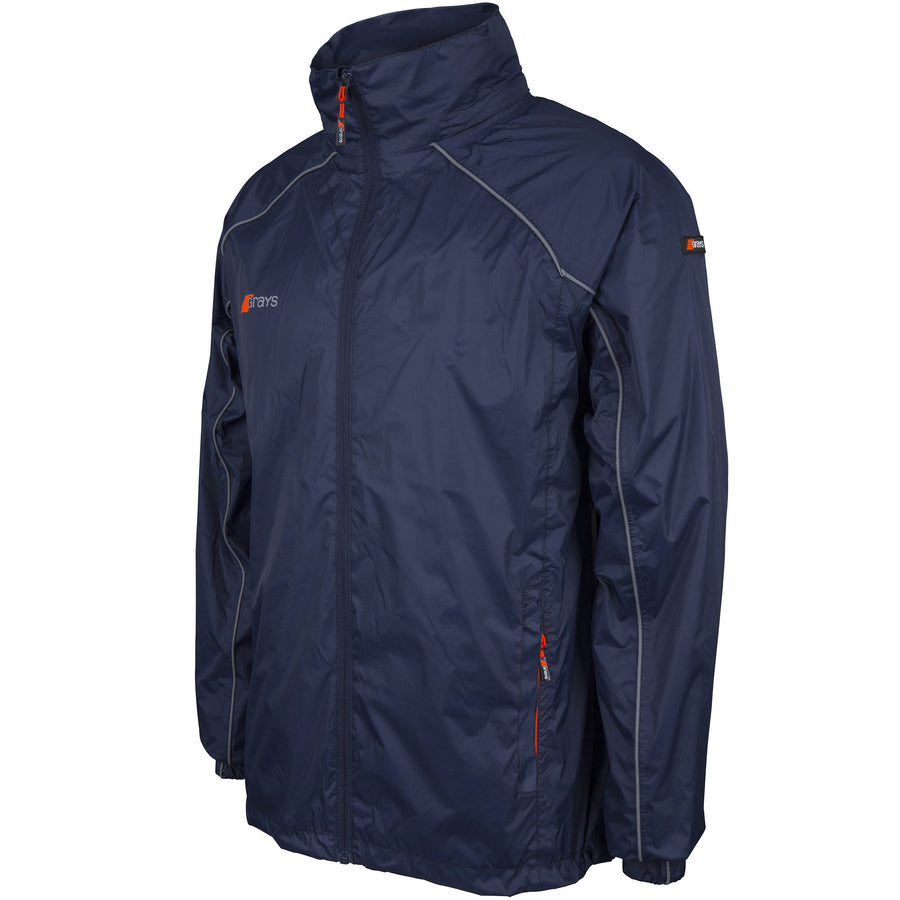 2600 6107205 Jacket Arc Rain Dark Navy Mens Main