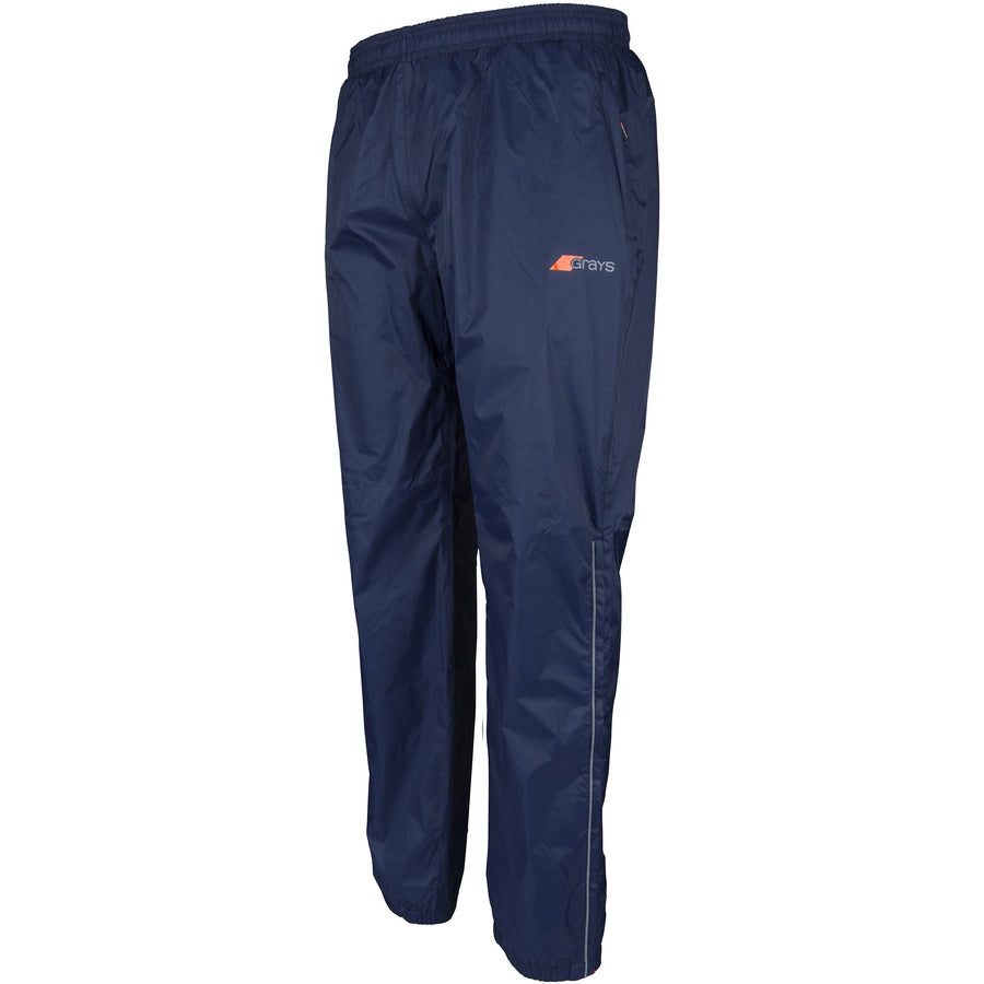 2600 6107405 Trouser Arc Rain Dark Navy Junior Main