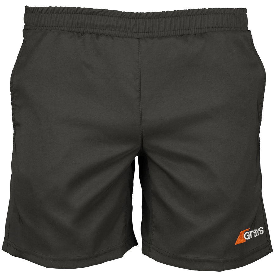2600 6108205 Axis Shorts Mens Black, Front