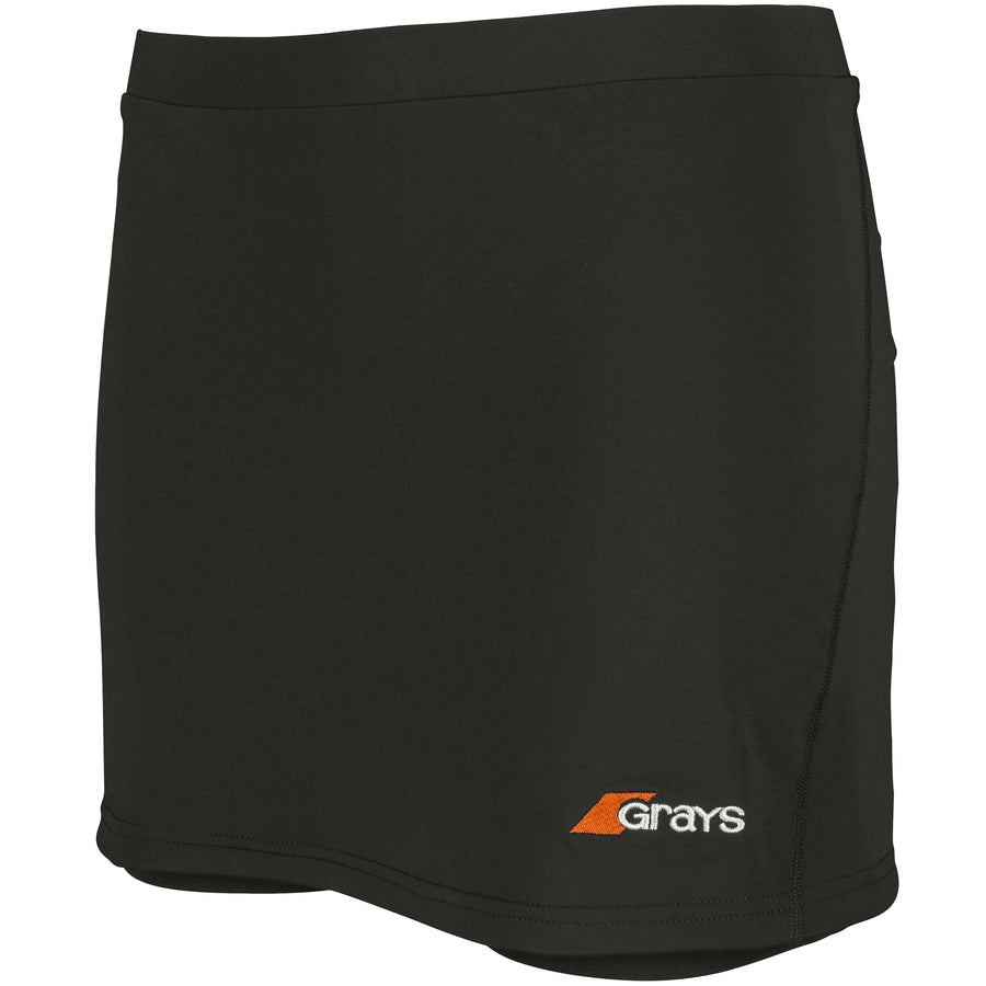 2600 6108805 Apex Skort Womens Black Main