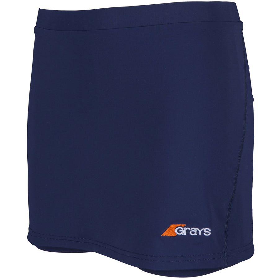 2600 6108905 Apex Skort Womens Dark Navy Main
