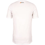 2600 6113805 Tee Tangent White, Back