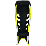 2600 6201004 SHINGUARD G800 BLK NEON BACK
