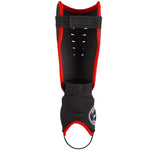 2600 6208005 SHIELD SHINGUARD ROYAL_RED, BACK
