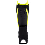 6210305 Shinguard Shield Black Fluo Yellow, Back