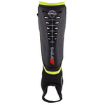 6210305 Shinguard Shield Black Fluo Yellow Front