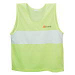 2600 636215 Bib Training Bib Yellow