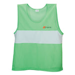 2600 636235 Bib Training Bib Green