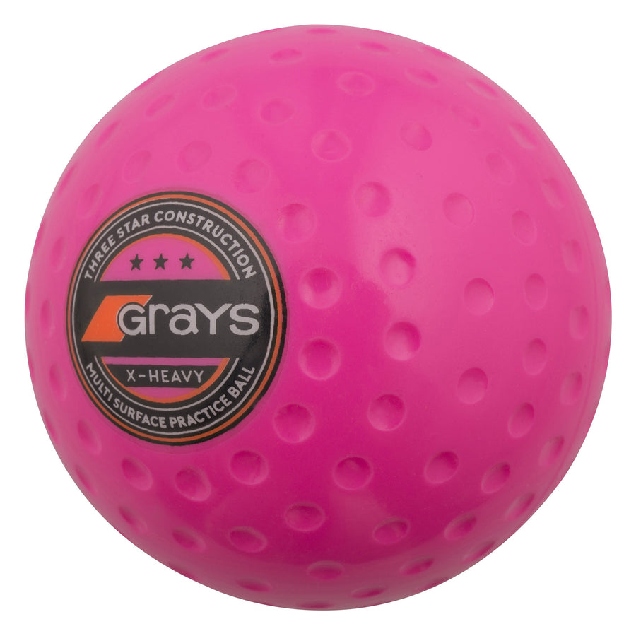 2600 645701 BALL X_HEAVY PINK