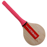 CAJA14Bat Senior Stoolball Bat Back