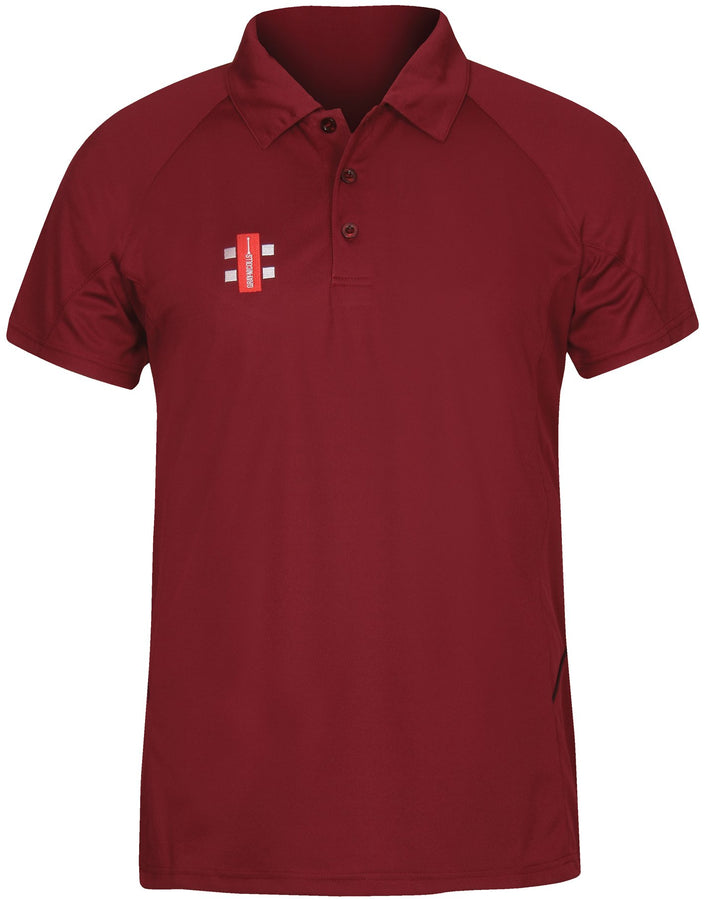CCFC14LeisureShirts Matrix Polo Shirt Maroon