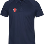 CCFC14LeisureShirts Matrix Polo Shirt Navy