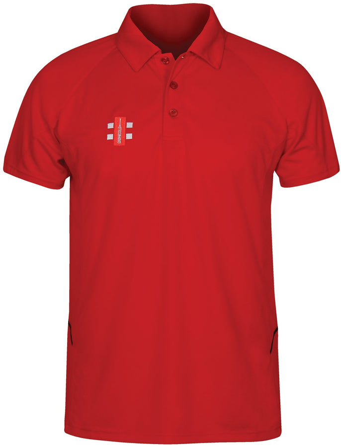 CCFC14LeisureShirts Matrix Polo Shirt Red