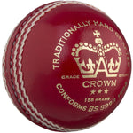 CDAF18Ball Crown 3 Star 156g Red Front