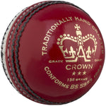 CDAF18Ball Crown 3 Star 156g Red_white Front