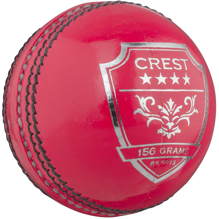 CDAJ18Ball Crest 4 Star 156g Pink Front