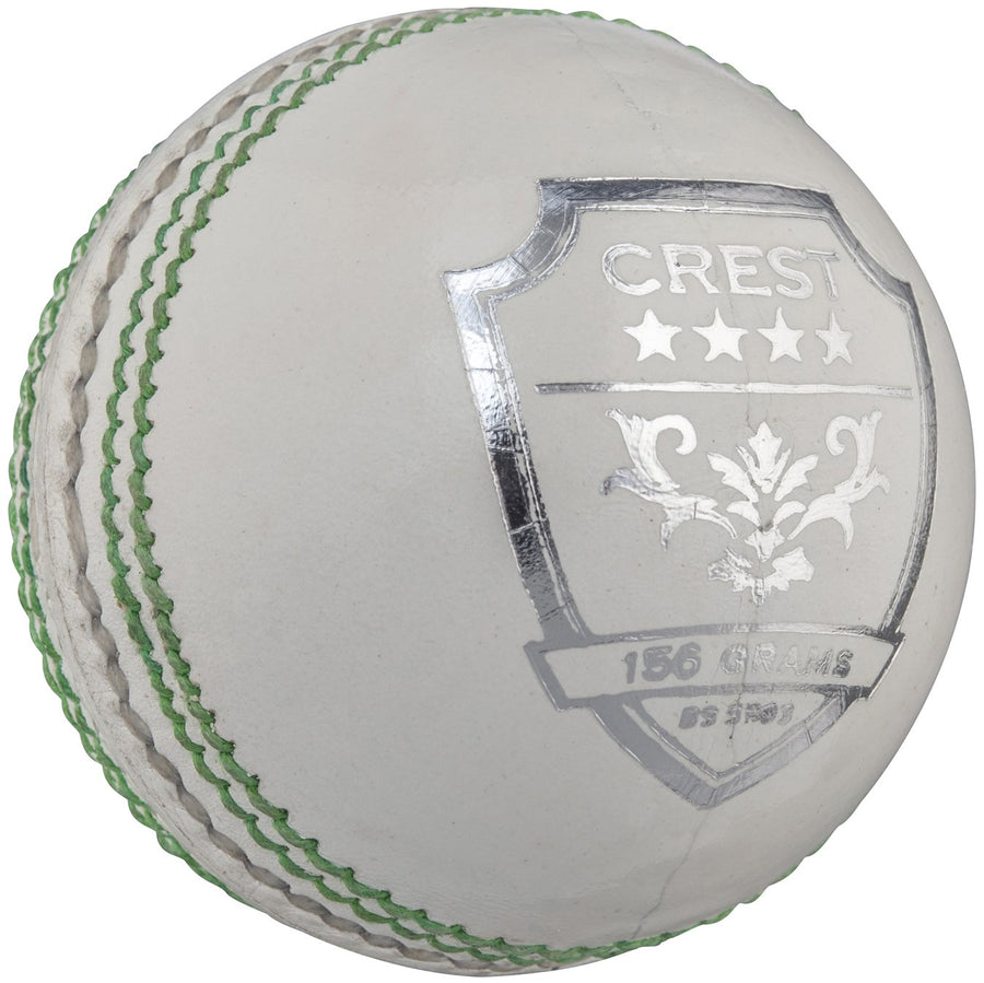 CDAJ18Ball Crest 4 Star 156g White Front