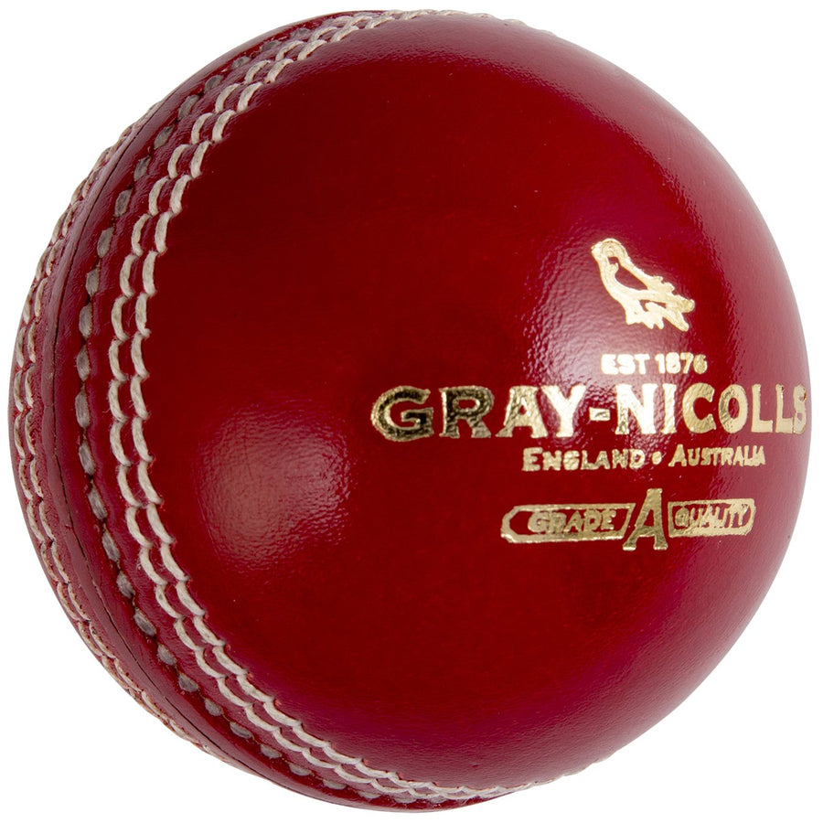 CDAM17Ball Crest Academy Red Back