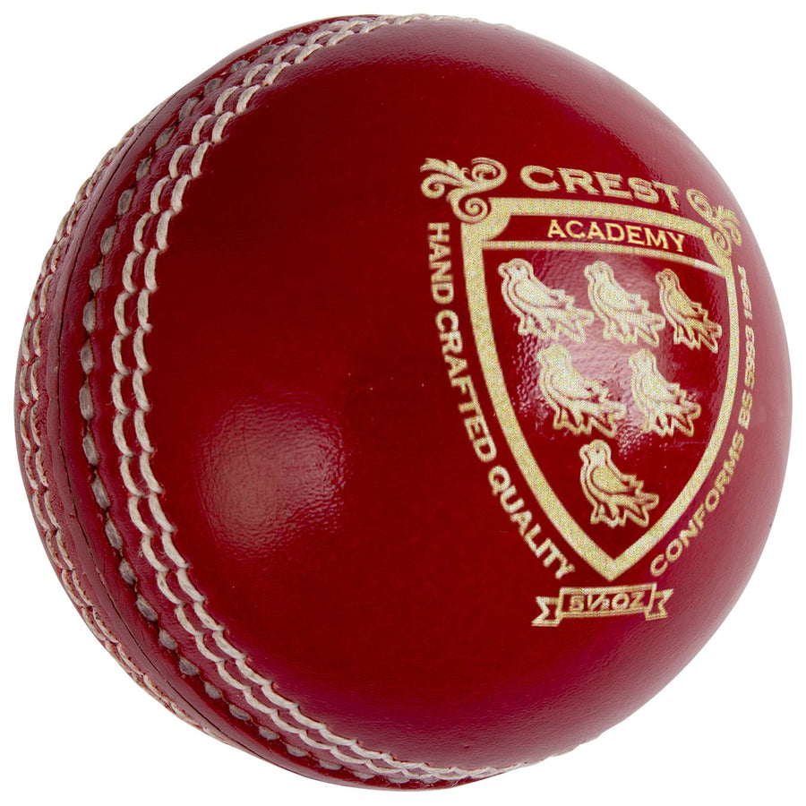 CDAM17Ball Crest Academy Red Front