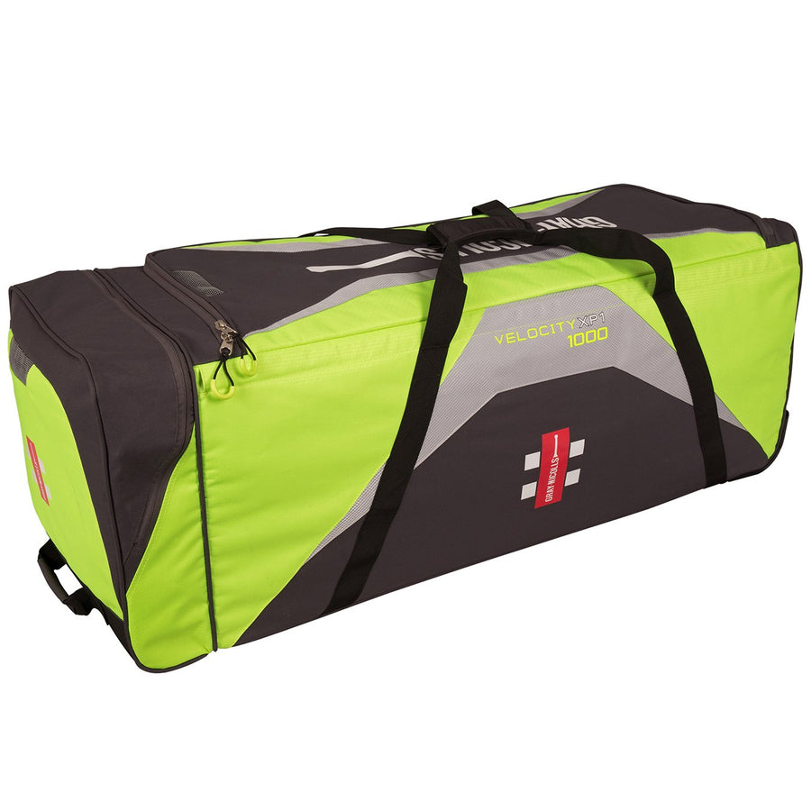 CHAF17Bag Pro Velocity XP1 1000 Holdall Green_grey Front