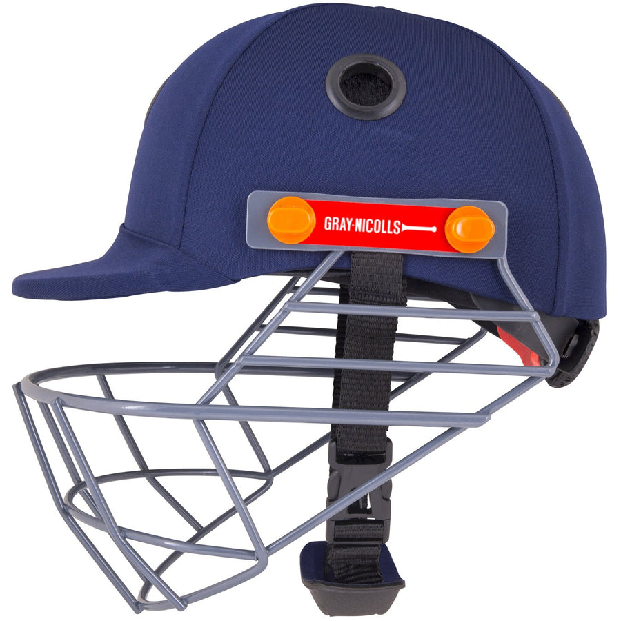 CPAD18Helmet Elite Jun Navy, Side