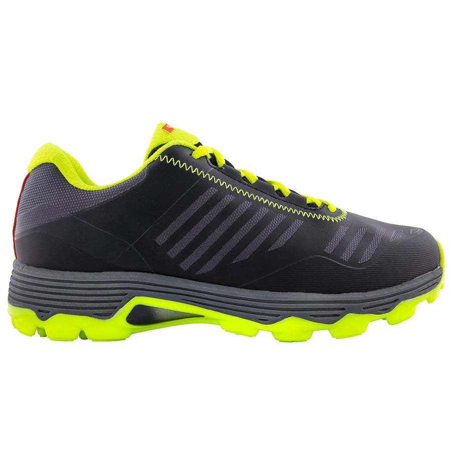HSHB18Shoe Burner Black Fluo Yellow, Outstep